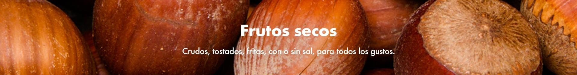 Frutos Secos · La vida a granel