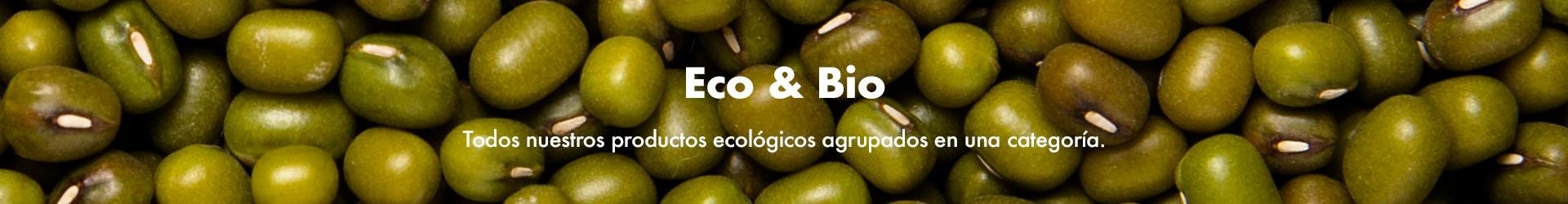 Ecológico y Bio · La vida a granel